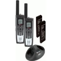 Radios Cobra LI7200 2 Radios, 43kms de alcance, recargables.