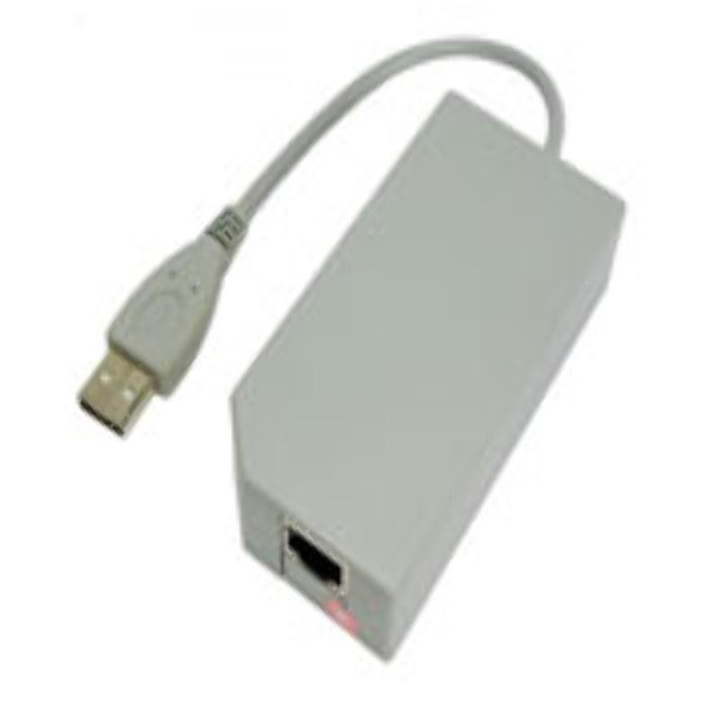 Tarjeta de Red Ethernet USB para Nintendo Wii