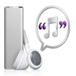 Reproductor Mp3 Shuffle 4GB 3era Generación Control en Audifonos