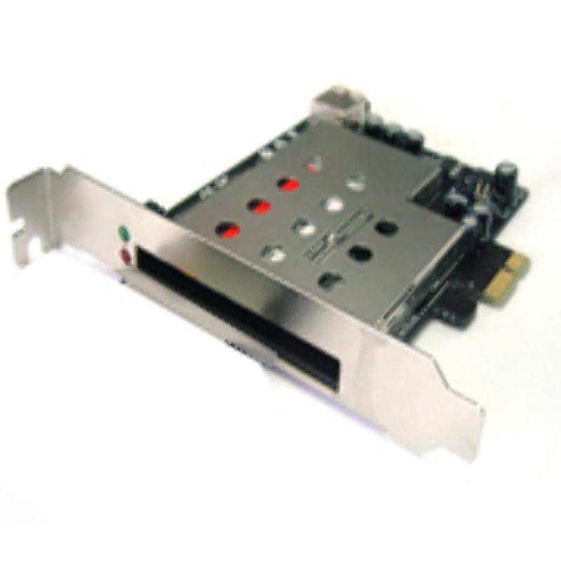 Tarjeta Controladora PCI-Express a Express Card