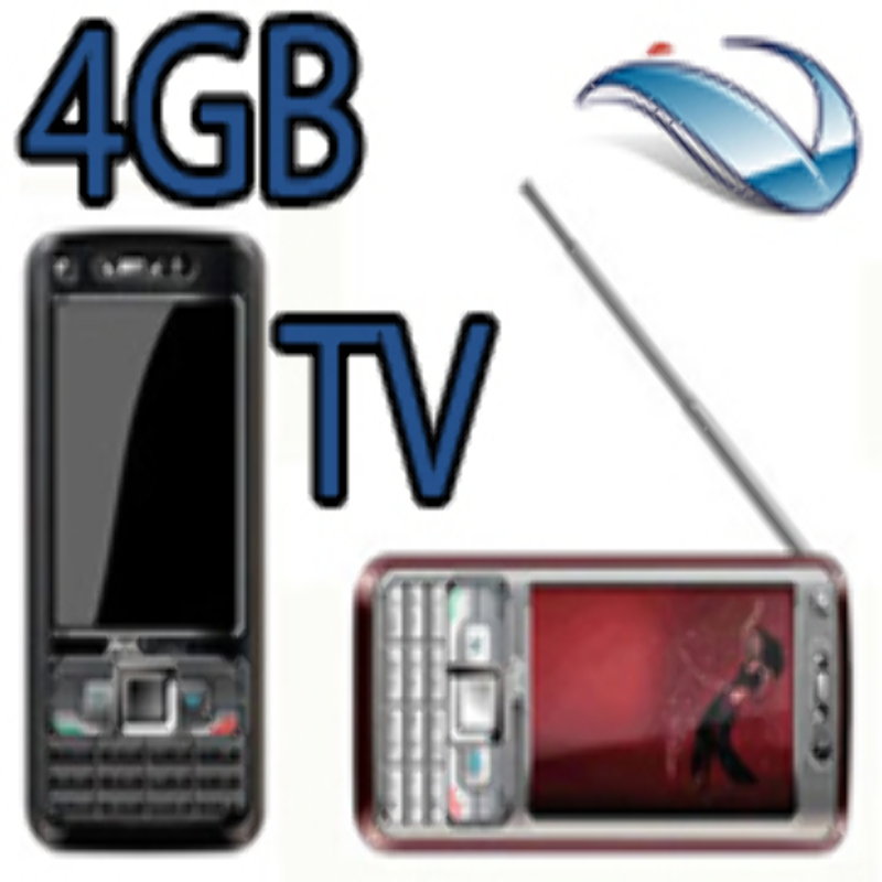"Celular C1000 Touchscreen 3,0"" 4GB TV Dual Sim Camara Flash Mp4"