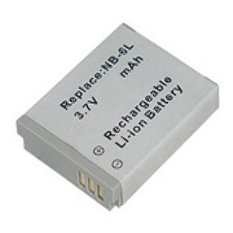 Batería Reemplaza Canon NB-6L para SD770IS SD1200IS etc