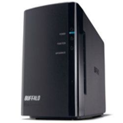 Buffalo Linkstation Duo 2.0TB LS-WX2.0TL/R1 RJ-45 USB