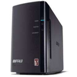 Buffalo Linkstation Pro Duo 2.0TB LS-WV2.0TL/R1 RAID RJ-45 USB