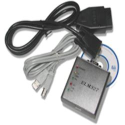 Scanner Interface Automovil ELM327 USB OBDII EOBDII CAN ISO v1,5