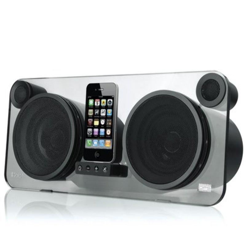 Parlantes iHome iP1 para iPhone iPod