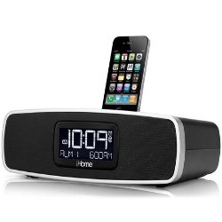Parlante iphone ipod iHome iP90BZ