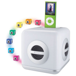 Parlantes iHome iH15 Led