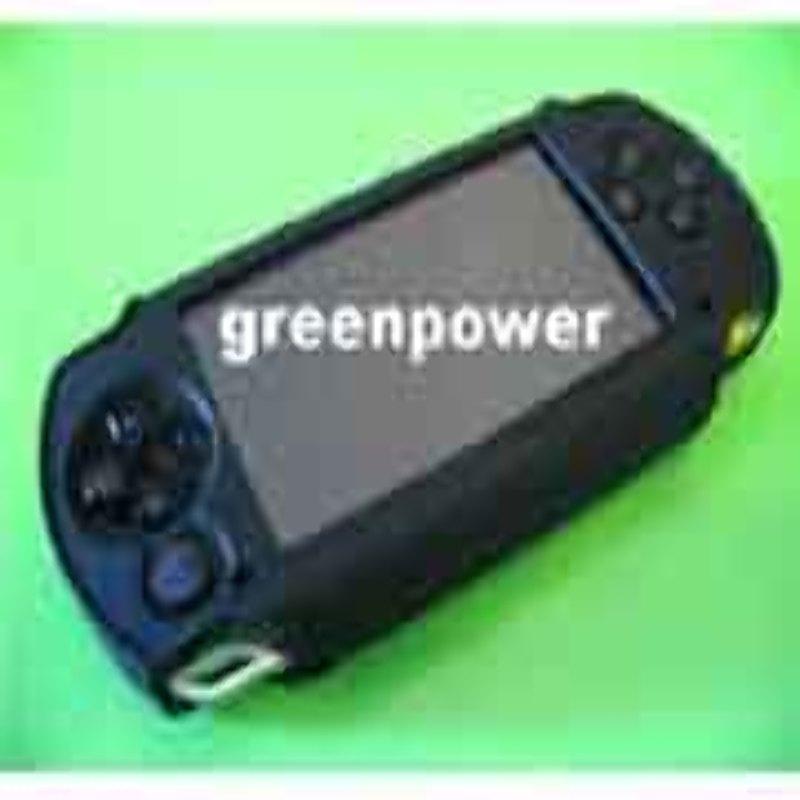 Skin Silicona Negro PSP