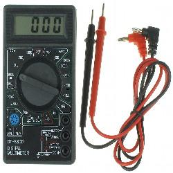 Multimetro Tester de bolsillo DT830D