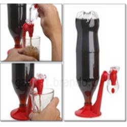 Dispensador de Bebida Fizz Saver para Casa Fiesta Barra