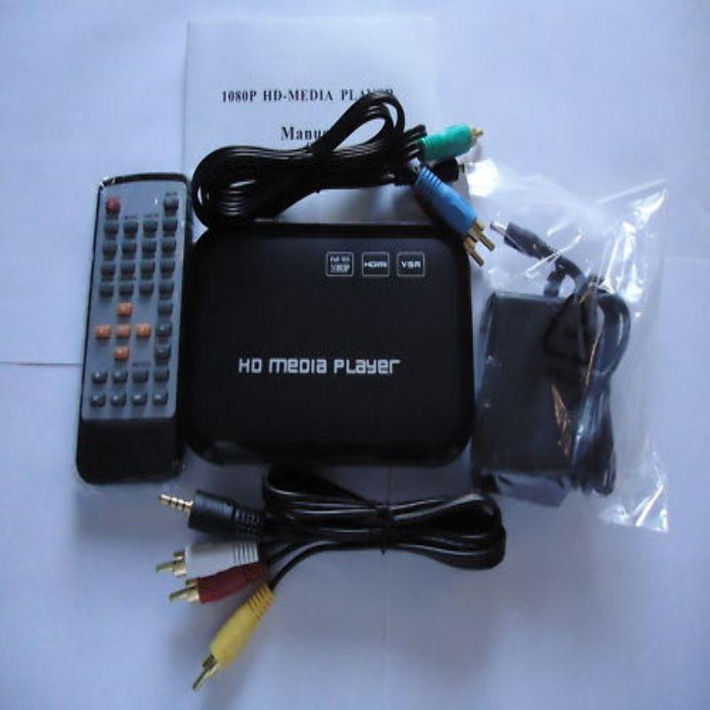 Reproductor Multimedia Hdmi HD 1080p