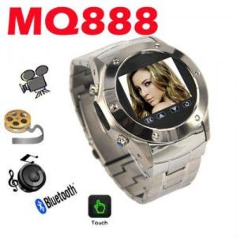 Reloj Celular MQ888 Mp3 Mp4 Bluetooth FM Camara