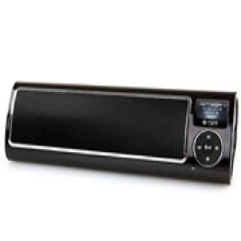 Parlante Portatil Recargable Tarjeta SD USB Radio FM