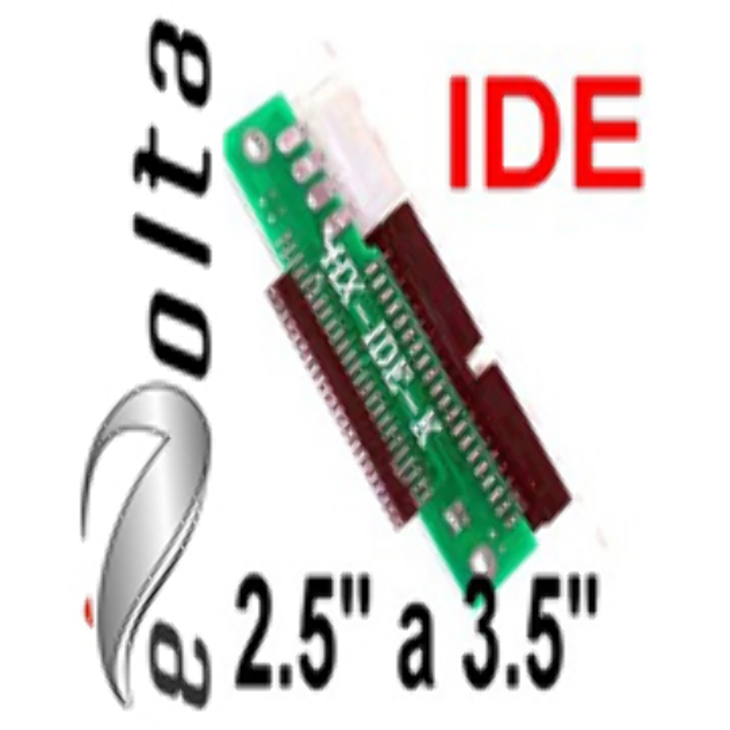 """Adaptador IDE 2.5"""" a 3.5"""""""