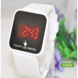 Reloj de Pulsera Touch Digital Led Unisex Colores