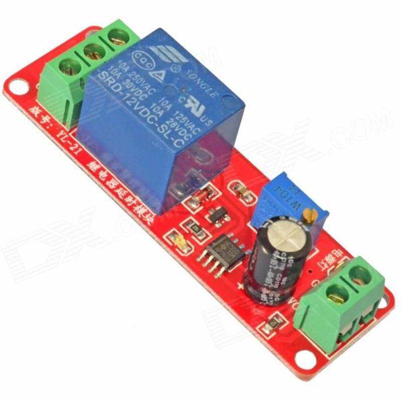 Delay 12V OFF DIY Interruptor Arduino