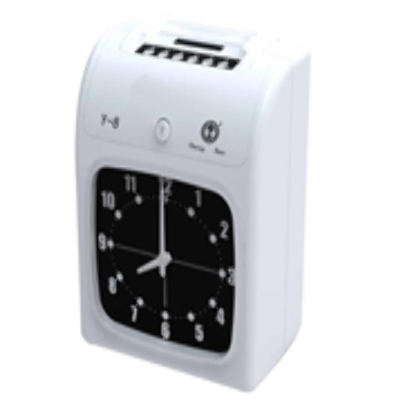 Reloj Control Acceso Horario Asistencia + 100 Tarjetas