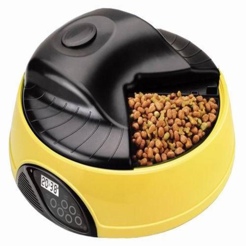 Comedero Alimentador Automatico Perros Gatos
