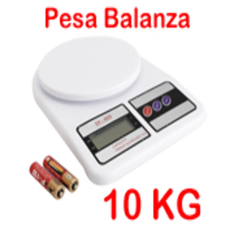 Pesa Cocina Comercio SF-400 Hasta 10KG