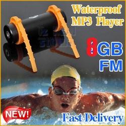 Mp3 Player Ipx8 resistente al agua 8GB