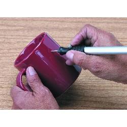 Lapiz Grabador Vidrio Ceramica Metal