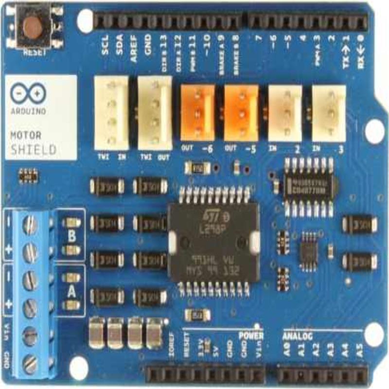 Modulo Tipo Arduino Motor Shield Atmel Robotica