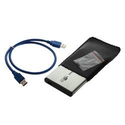Cofre Case 2.5 USB 3.0 Alta Velocidad Sata
