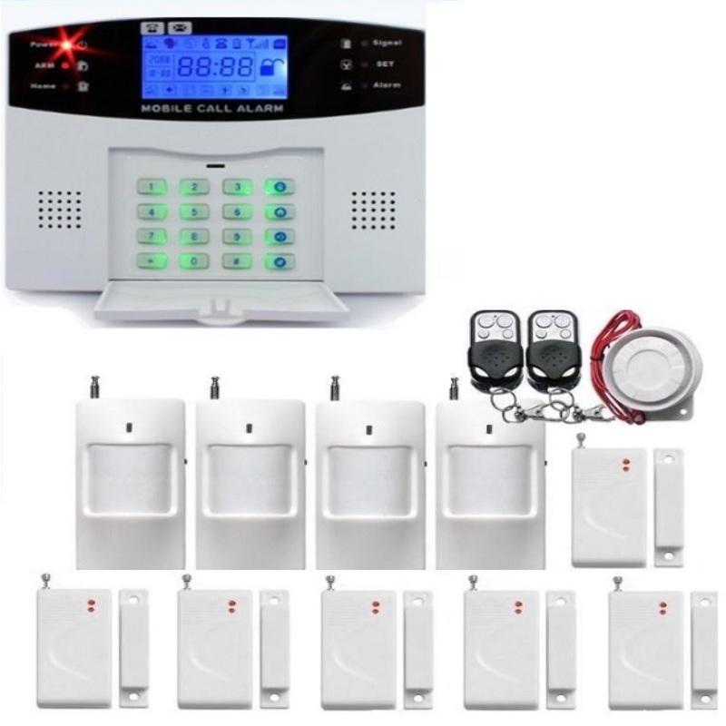 Kit 246 Alarma GSM Plus Sin Contratos