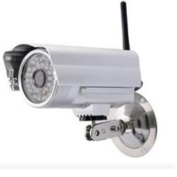 Camara Wifi P2P Internet Red HD 720p Exteriores IP 48leds