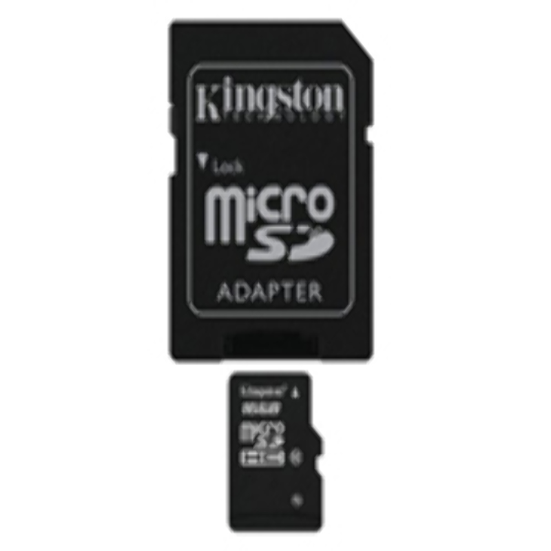 Memoria Micro SD HC 16GB Kingston Clase 10 SDC10G2/16GB