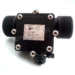 """Sensor de Flujo Agua 1-120lt G1-1/4 """" 1.25"""