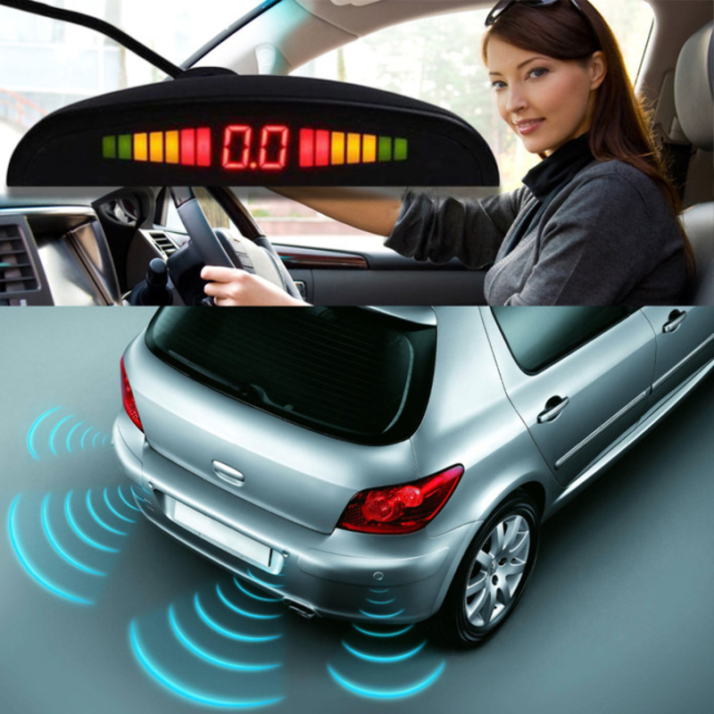 Sensor de Retroceso Premium 4 Puntos