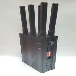 Bloqueador GPS 3G 4G GSM CDMA Wi-Fi Profesional