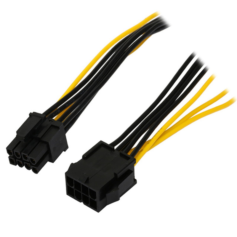 Cable Extensor Poder Tarjeta Video PCI Express 8pin
