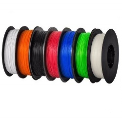 Filamento Impresion Impresora 3D PLA 1Kg 1.75mm