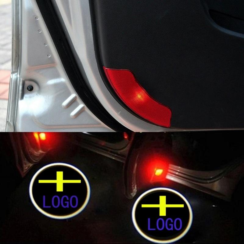 Par Luces Luz Puerta Emblema Chevrolet Captiva