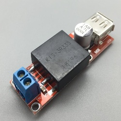 Convertidor USB DC 7-24V 5V KIS-3R33S Step Down