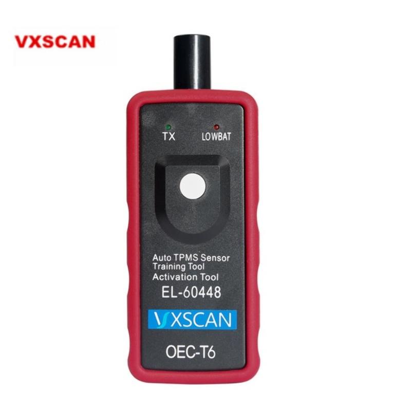 VXSCAN Programacion Activacion TPMS Ford EL-60448