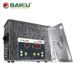 Limpiador Batea Tina Ultrasonido 120W Baku BK-2000 Calefactor