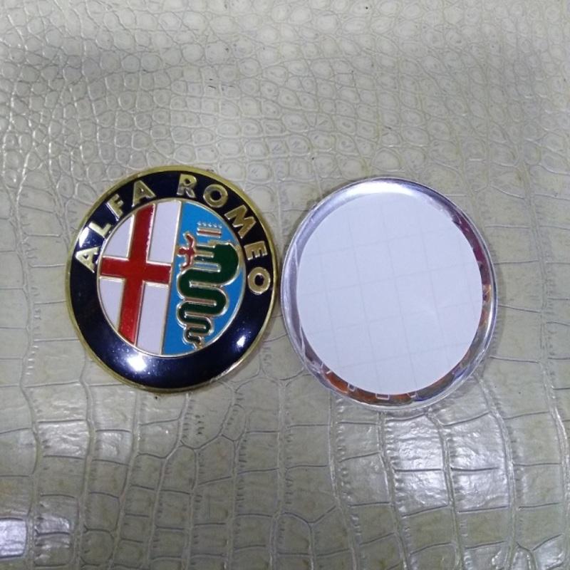 Emblema Alfa Romeo 74mm