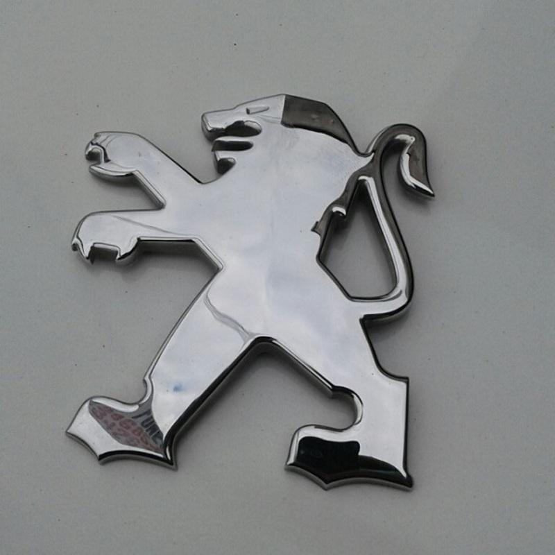 Emblema Peugeot Leon 206 207 Curvo