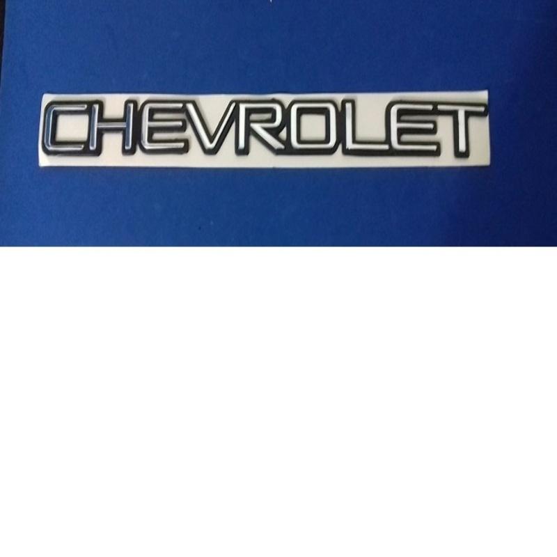 Emblema Chevrolet DMax Silverado Blazer Suburban