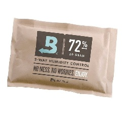Sobre Boveda Pack 72% 60gr Control Humedad