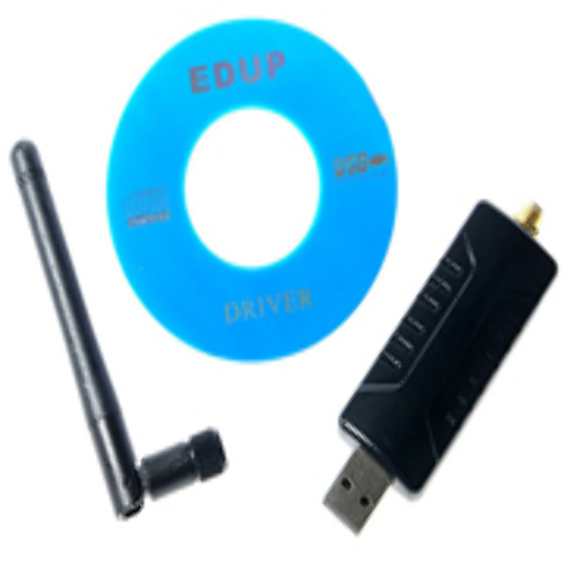 USB WI-FI 802.11B/G 54MBPS  WI-FI 5 DBI ANTENA