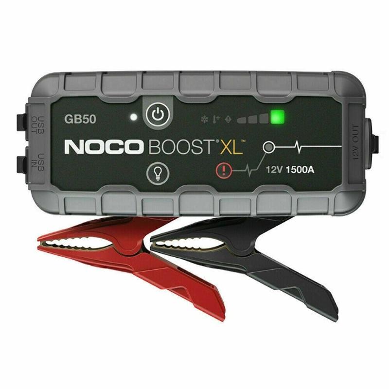 Partidor Vehiculos Noco® Genius Boost XL GB50 12V 1500A