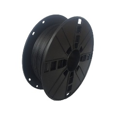 Filamento Impresion Impresora 3D Fibra Carbono Base PLA 800gr 1.