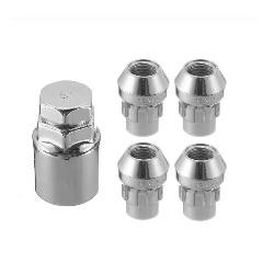 Pernos Seguridad Bloqueo Anti Robo 12x1.5mm 60° Conicos