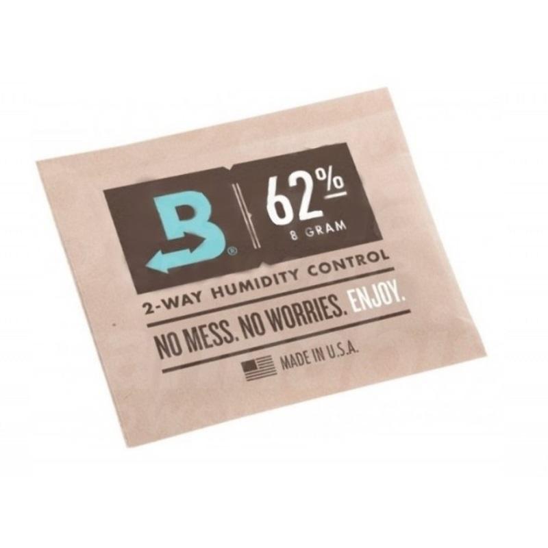 10 Sobres Boveda Pack 62% 8gr Control Humedad