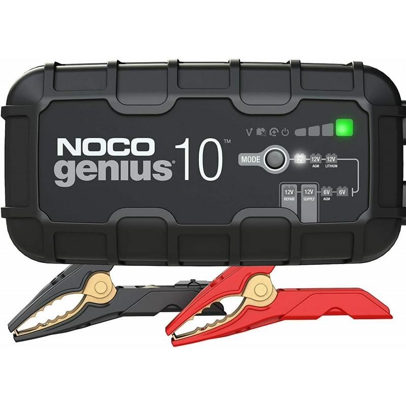 Cargador de Baterías Noco Genius10 6v 12v 230Ah